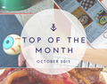 Top of The Month - October 2015