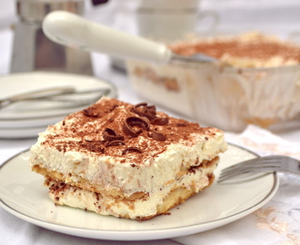 Easy Tiramisu Two Ways
