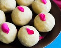 Moong/Mung Dal Ladoo - Easy Diwali Recipes