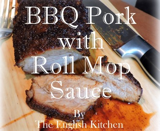 BBQ Pork with Mop Sauce