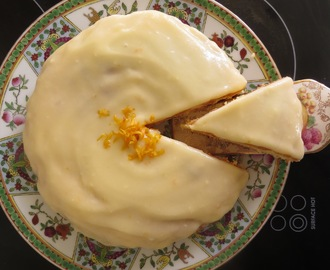 lemon peel tea cake