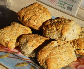 English Breakfast Scones