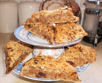 Different but Delicious Date Scones