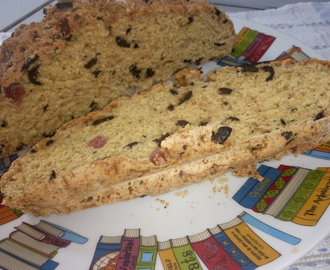 Soda Bread (Pan Irlandés)