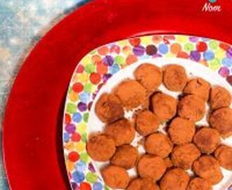 1 Syn Chocolate Baileys Truffles | Slimming World