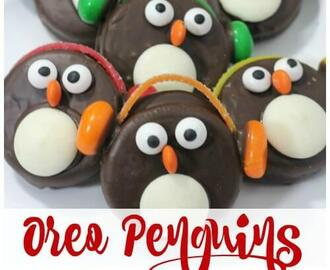 Oreo Penguins Recipe!