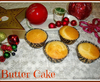 Butter Cake Recipe /Simple Butter Cake Recipe / Fluffy Butter Cake Recipe