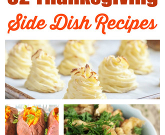82 Totally Delicious Thanksgiving Side Dish Recipes
