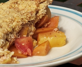 Foodie Friday - Apple Crumble