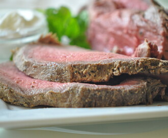 Beef Tenderloin No-Fail, Easy-to-Make, Amazing Recipe