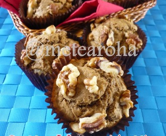 Coffee Walnut Muffins