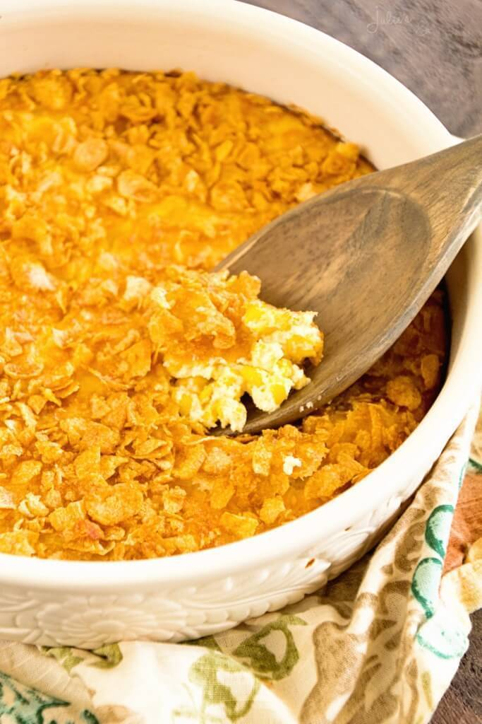 Corn Pudding Casserole Recipe