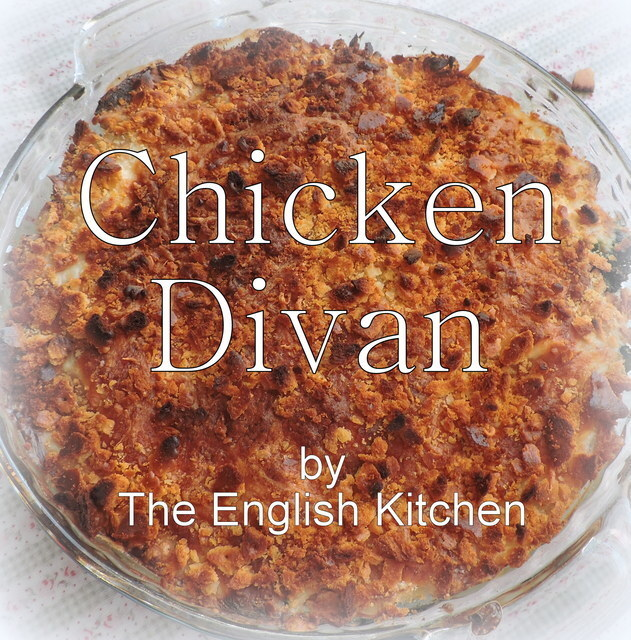 Back to the 70's Chicken Divan