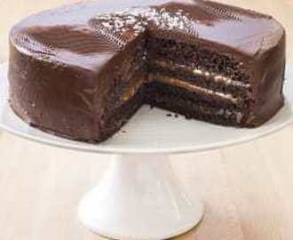 chocolate caramel layer cake - America's Test Kitchen search