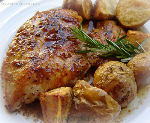 Marsala Chicken - Cooking Italy 15