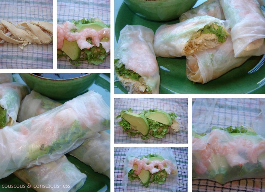 (End of) Summer Rolls