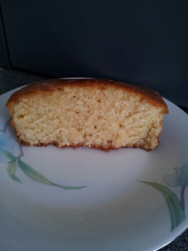 Lemon loaf, blogging from my phone
