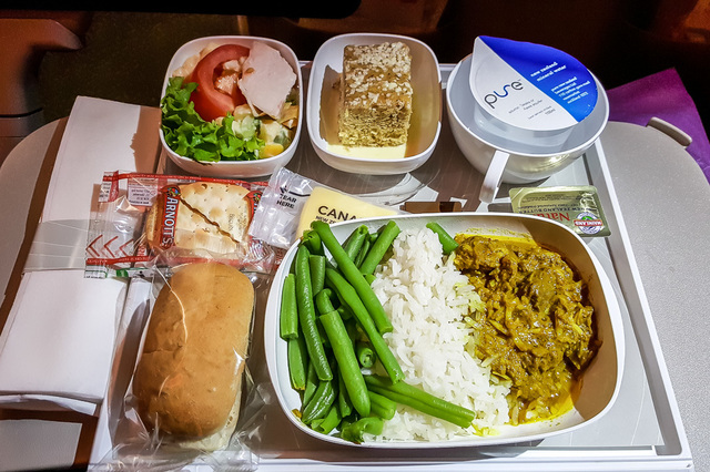 Airline Food – Emirates