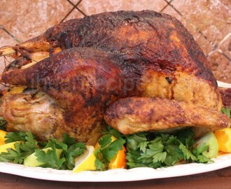 Thanksgiving Turkey Recipe : No Brine, No Injections
