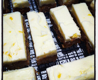 Lemon Cornflake Slice