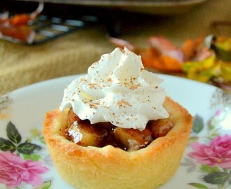 Mini Pear Tarts