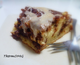 Cinnamon Scroll Cake