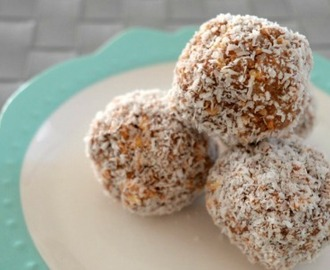 Easy Thermomix Rum Balls