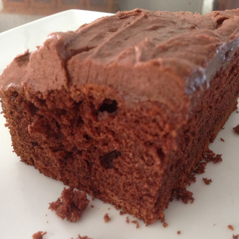 Gluten Free Chocolate Cake {Recipe}