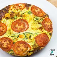 Syn Free Spiralized Quiche | Slimming World