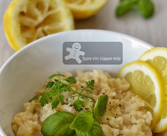 Lemon Risotto (Rachael Ray)