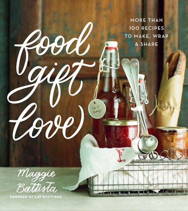 Cookbook Book Club: A Food Gift Love party!
