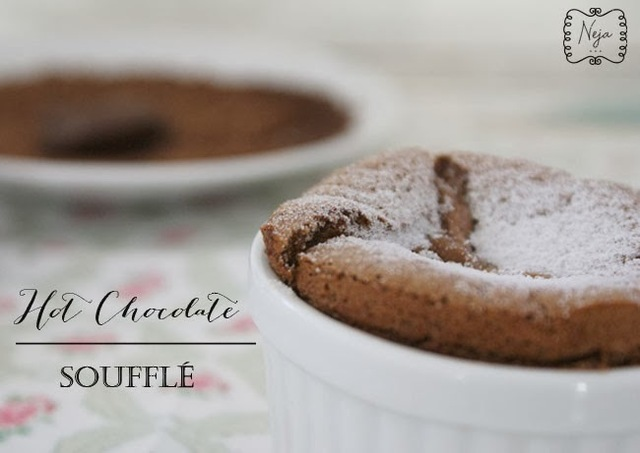 Gordon Ramsay's hot chocolate soufflé / Cokoladni sufle