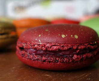 Chantal Guillon & Dessert First's Holiday Party Recap: A Macaron Lover's Dream Come True