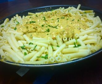 chicken pasta / my version