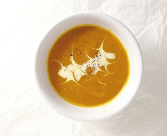 Sopa de camote / sweet potato soup
