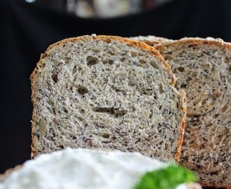 Multi seeded bread