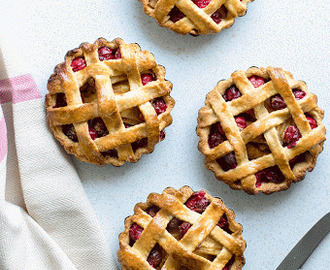 Cranberry Apple Pies