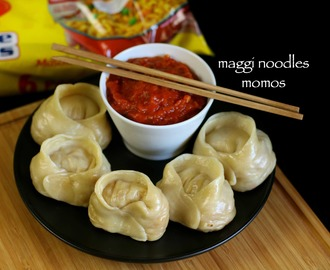 noodle momos recipe | veg noodles momos recipe | veg momos recipe