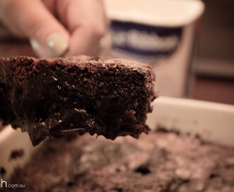 Recipe: Lush & Lazy Chocolate Self Saucing Pudding