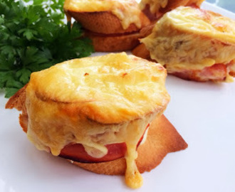 Review + Giveaway: D'Orsogna Croque Monsieur