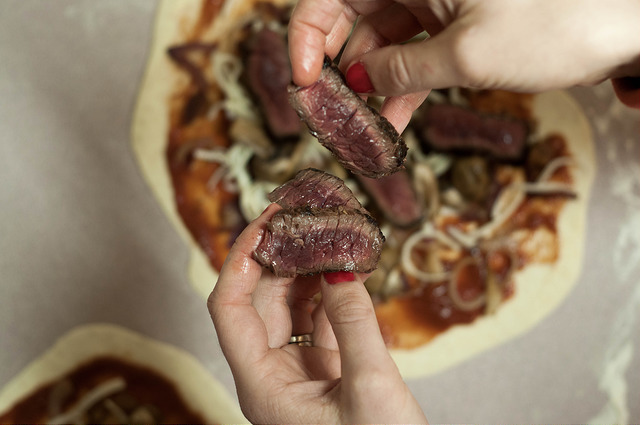 wild caribou pizza & new zealand food culture