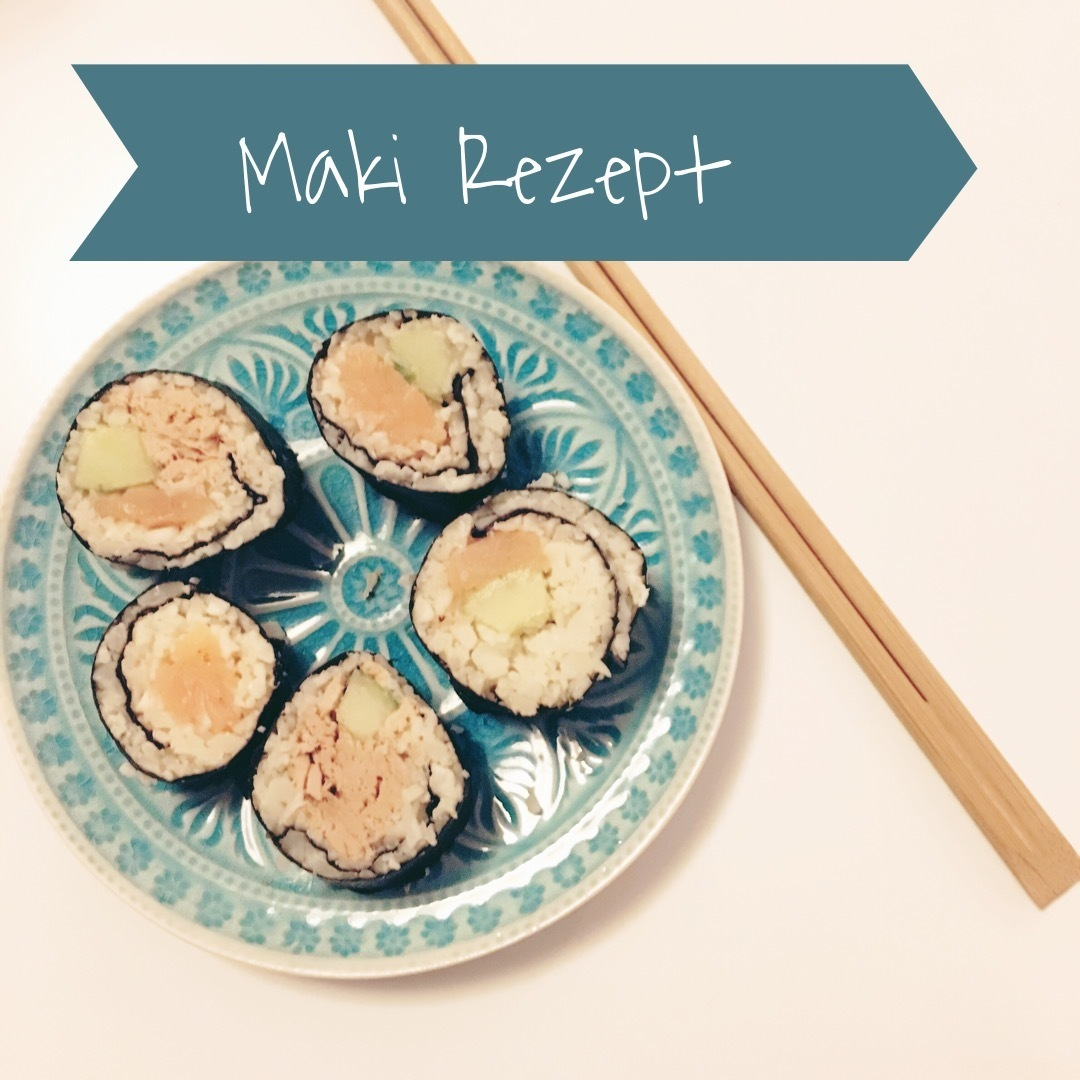 low carb maki {rezept} ...