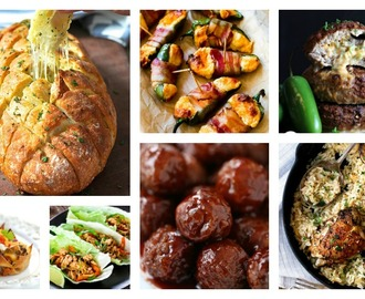 10 Most Popular Recipes on Pinterest {200K+ repins each}