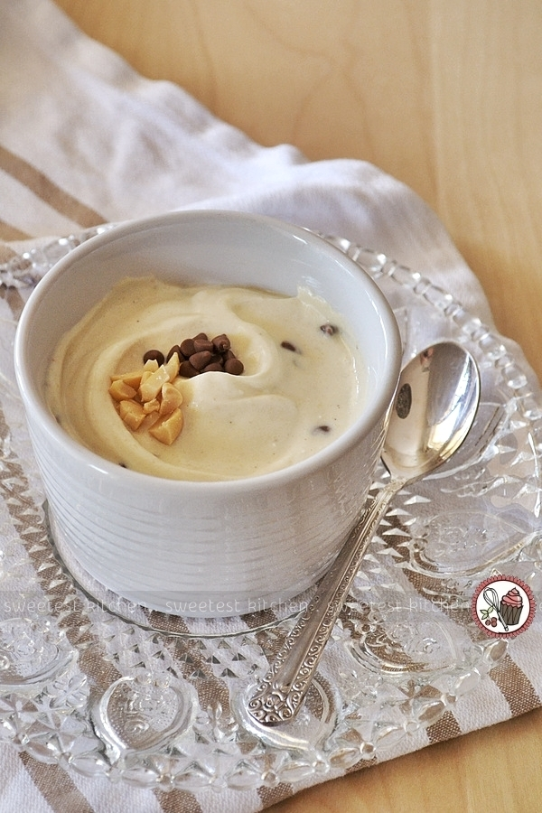Cookie Dough Greek Yoghurt