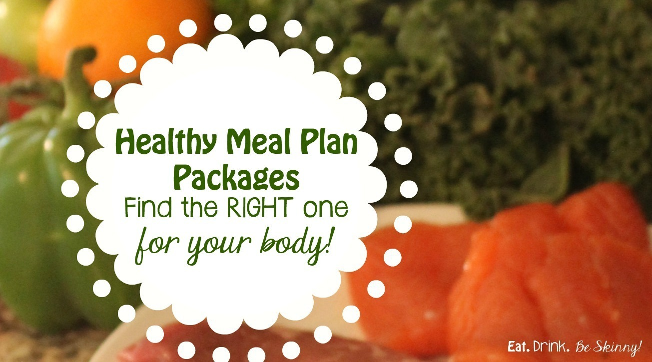 Healthy Meal Plan Packages: Find The Right One For You!