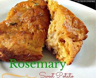 Rosemary Sweet Potato Dinner Rolls {GF/DF}