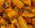 Garlicky Roasted Butternut Squash