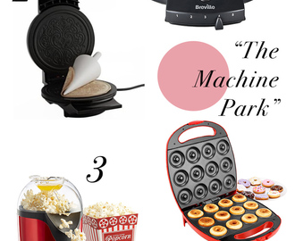 The Amazon Kitchen Tools Machine Park You Didn't Know You Needed