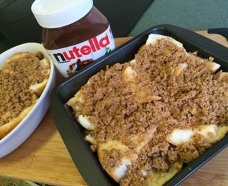 Baked French Toast - Nutella Project