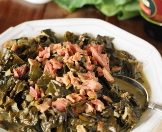 Southern Collard Greens Recipe